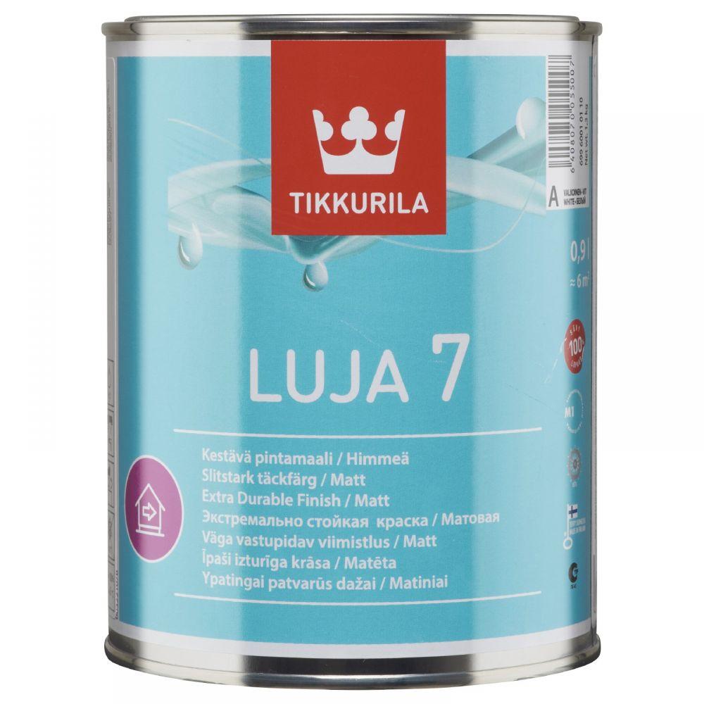 Luja 7 Anti Mold Paint Hamill Decorating Retouch Restore Refresh